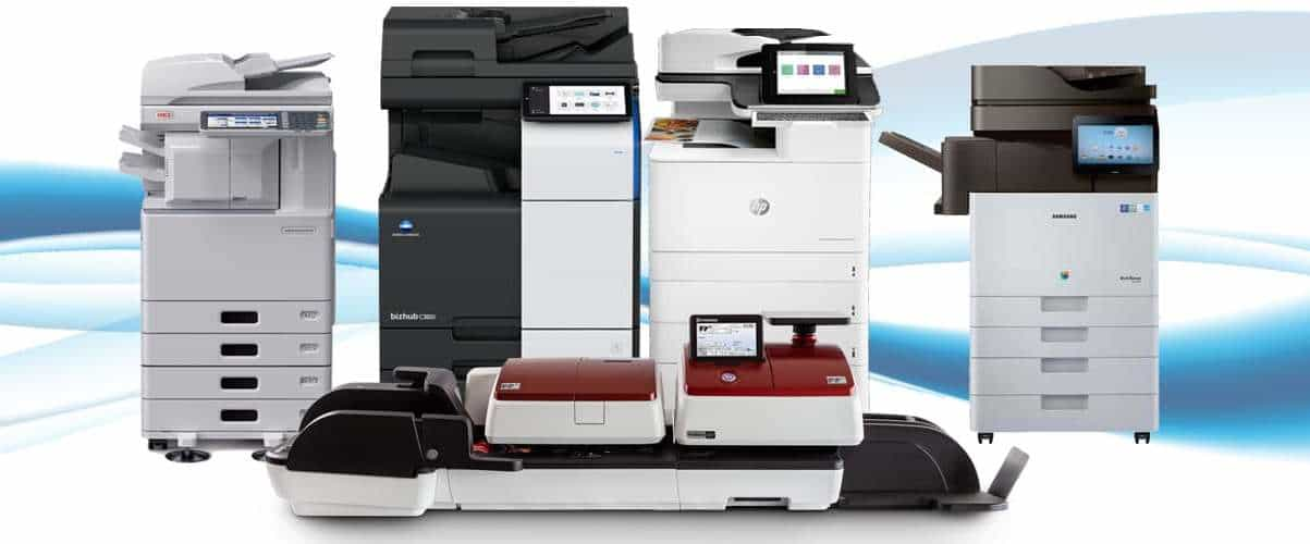 Bridgeport carries a wide range of copiers and printers